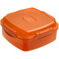Ланчбокс Cube, оранжевый