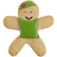 Печенье Red Star, в форме человечка