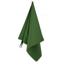 Полотенце Atoll Medium, темно-зеленое