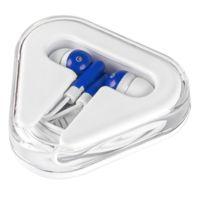 Наушники-вкладыши Pocket Musician, синие