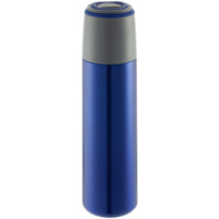 Термос Heater, синий