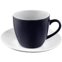 Кофейная пара Refined, темно-синяя