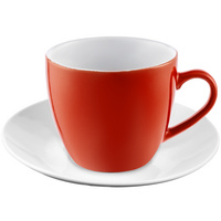 Кофейная пара Refined, красная