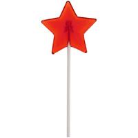 Леденец на палочке «Звезда»