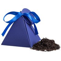 Чай Breakfast Tea в пирамидке, синий