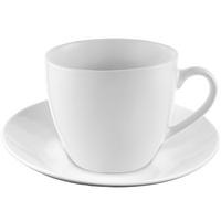 Кофейная пара Refined, белая